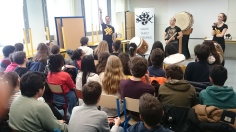 Ecole de taiko 2