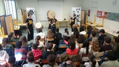 Ecole de taiko